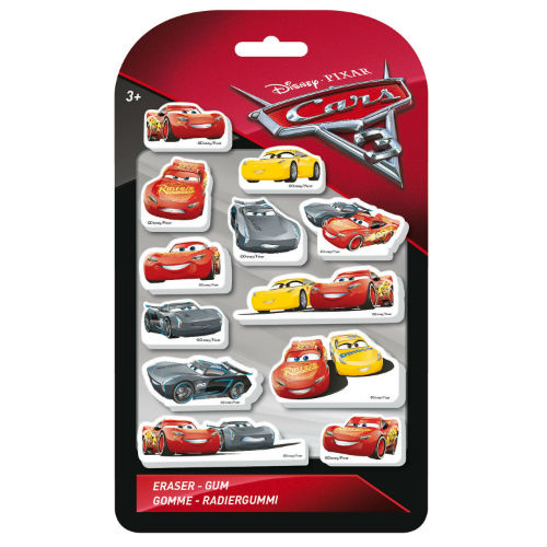 Cars Gummetjes 12 stuks