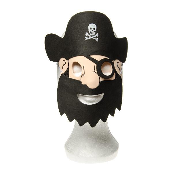 Foammasker Piraten