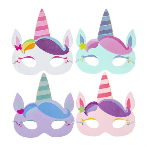 Eenhoorn maskers
