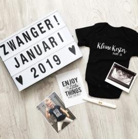 Romper | Zwanger