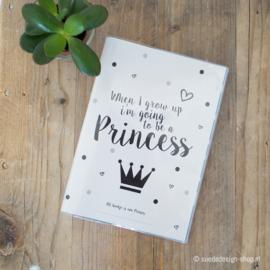 Cover 'Groeiboekje' Princess