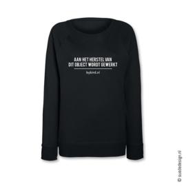 """Trui """"Herstel object"""" DAMES"""