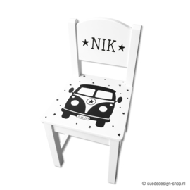 Kinderstoeltje 'Volkswagen bus'