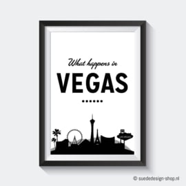 A4 Poster | What happens in Vegas...