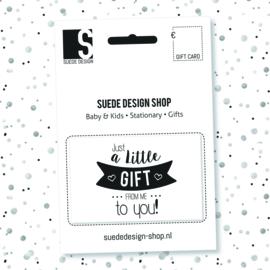 Gift Card | Suede design shop