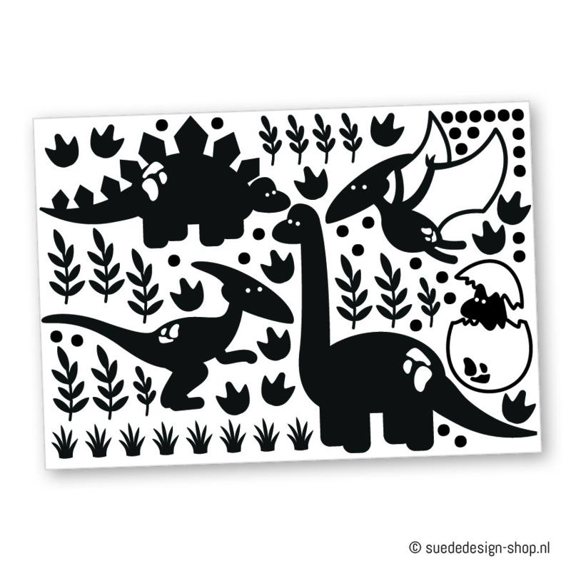 (muur)stickers 'Dino'