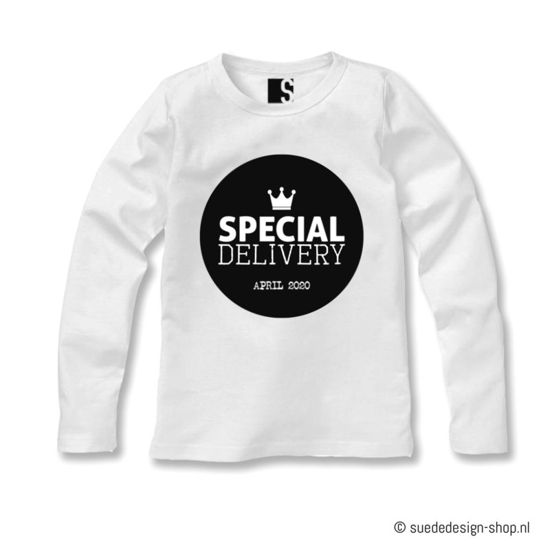 Babyshirt   Special delivery