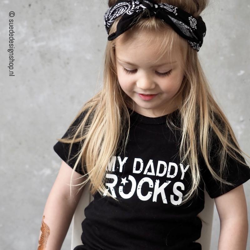 Shirt   My Daddy Rocks