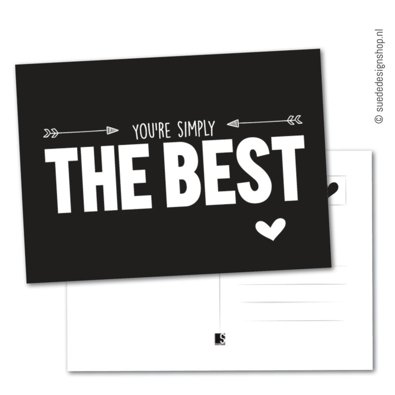 You're simply the best