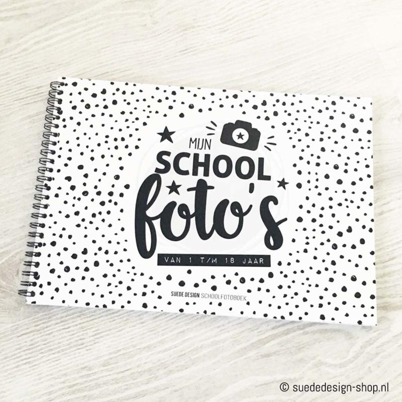 """Schoolfotoboek """"Mijn schoolfoto's"""""""