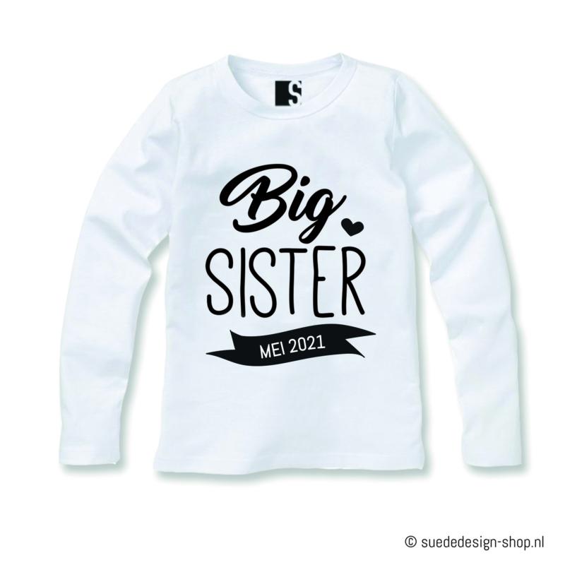 Shirt | Big Sister/Brother