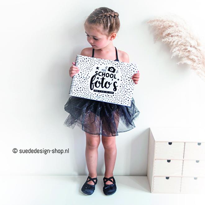 Schoolfotoboek - Suede design SHOP