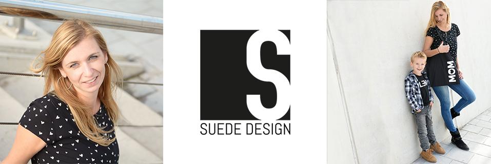 Suede design - Suzanne Kester