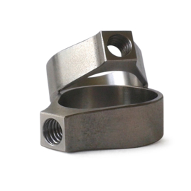 Schmolke - Titanium shifter clamp (SRAM)
