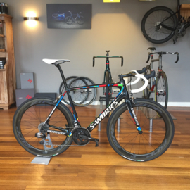 Specialized S Works Tarmac (SAGAN limited edition)
