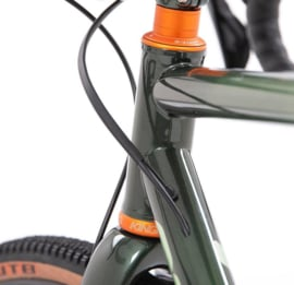 Mosaic Cycles - GT-1 (Gravel Titanium Custom frame)