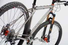 Mosaic Cycles - MT-1 (MTB Titanium Custom frame)
