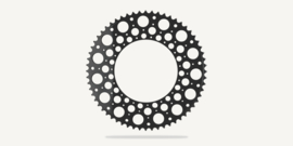 Bespoke chainrings - De Luna (Stayeren)