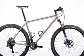 Mosaic Cycles - MT-1 (MTB Titanium Custom frame)
