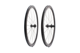 Carbon Ti - Disc brake - wheel-set