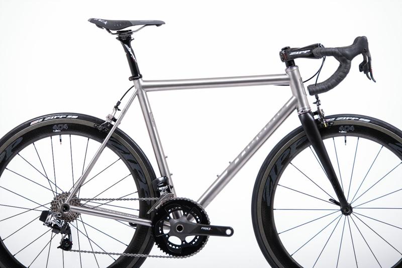 Mosaic Cycles - RT-1 (Road Titanium Custom frame)