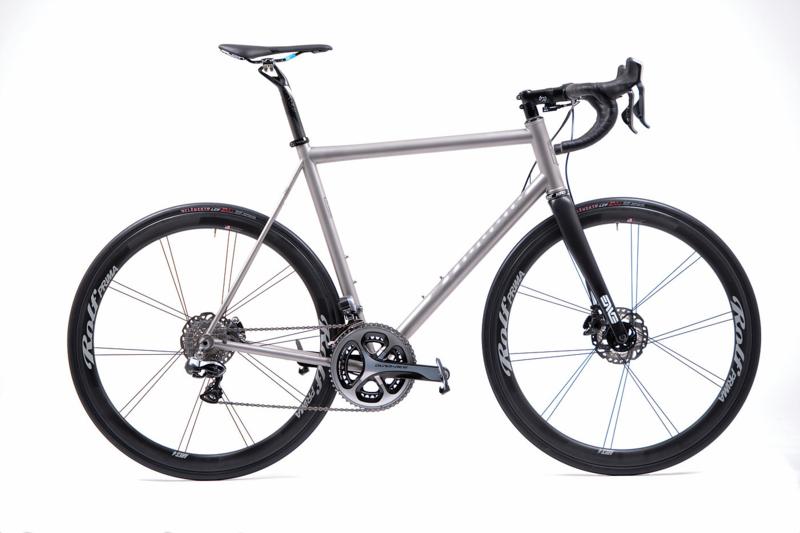 Mosaic Cycles - RT-2D (Road Titanium Stock frame - DISC brake)