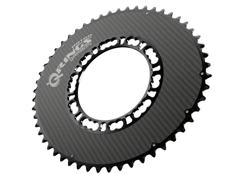 Rotor - Q-Rings Carbon