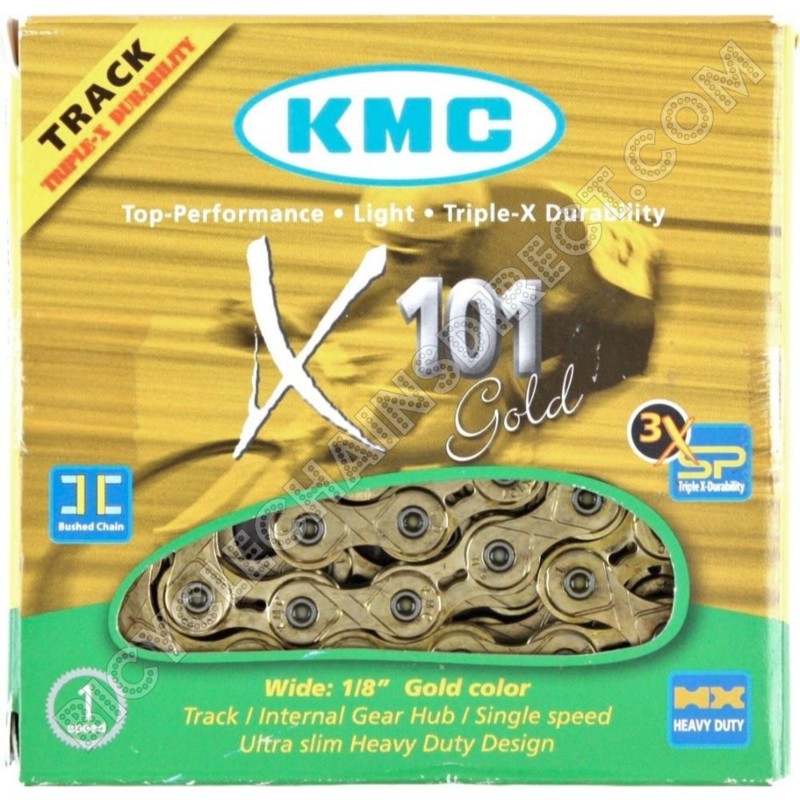 KMC - 101 track chain