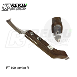FT 100 Set  R + L   Handed  with Hoof Pick