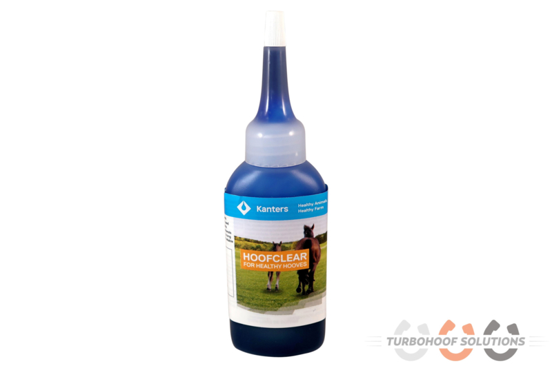 Hoofclear Liquid -  in 50ml  doseer flesje per 5 stuks
