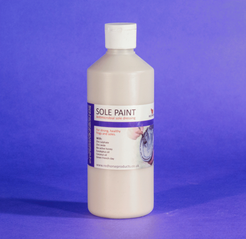 "SOLE PAINT 500ml anti-rotstraal "" verf """