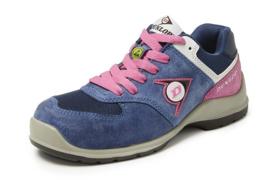 Dunlop - Lady Arrow lage veiligheidssneaker S3 blauw
