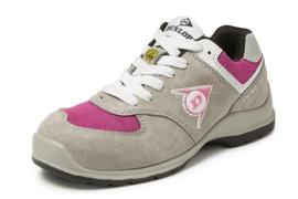 Dunlop - Lady Arrow lage veiligheidssneaker S3 grijs