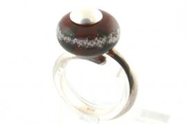 Ring 15 bruin