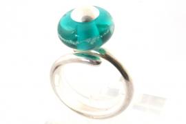 Ring 8 zeegroen