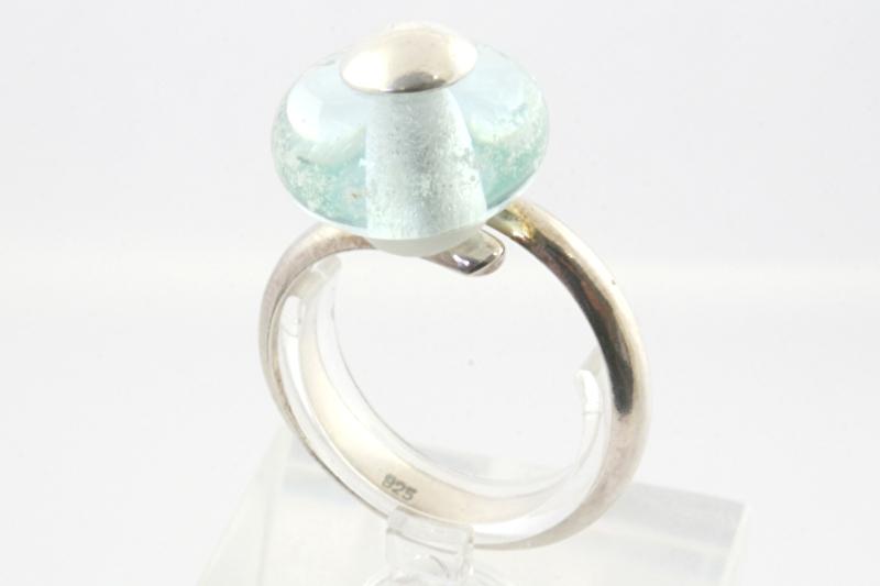 Ring 2 lichtblauw