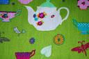 kleur 42 Theepot lime