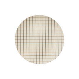 OYOY - BAMBOO GRID TRAY SMALL 25CM