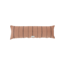 OYOY - KYOTO CUSHION EXTRA LONG - DARK POWDER