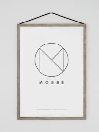 MOEBE - FRAME A3 FOTOLIJST - EIKEN