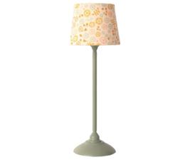MAILEG - MINIATURE FLOOR LAMP / SCHEMERLAMP - MINT