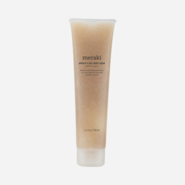 MERAKI - APRICOT & RICE BODY SCRUB