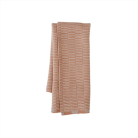 OYOY - STRINGA MINI TOWEL / HANDDOEKJE - CORAL