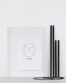 MOEBE - FRAME A3 FOTOLIJST - ZWART