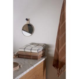 OYOY - KYOTA BATH TOWEL 165X92CM - OFFWHITE
