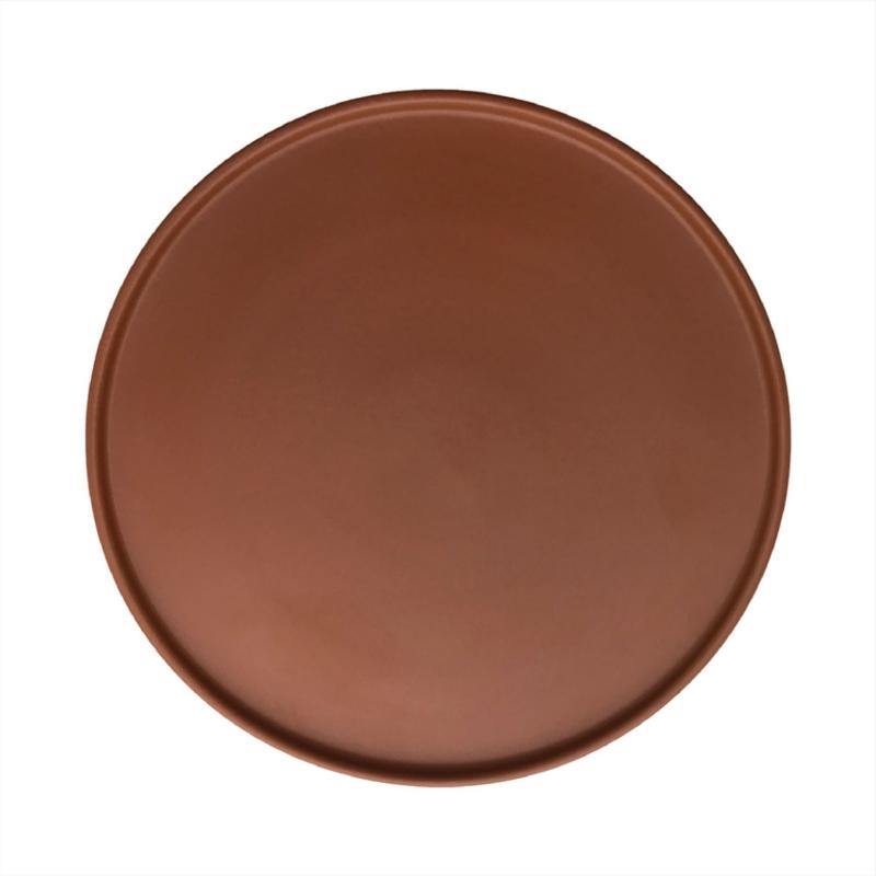 OYOY - INKA DINNER PLATE SET VAN 2 - CARAMEL