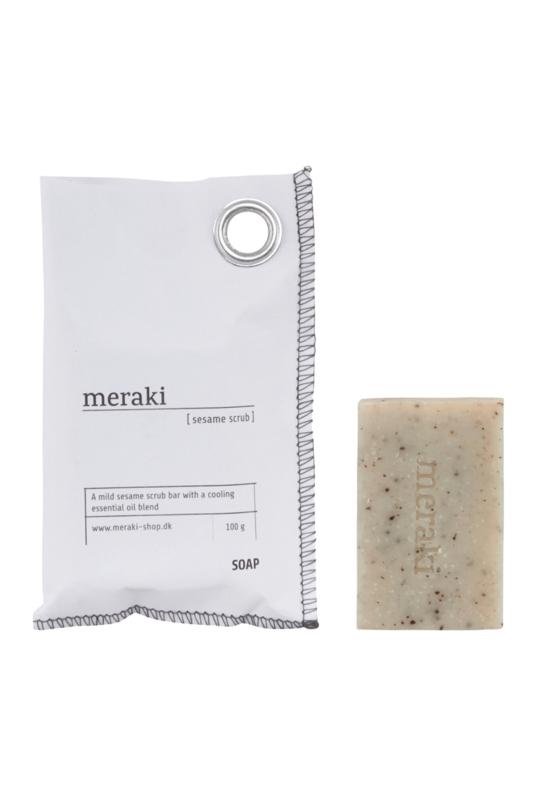 MERAKI - HANDZEEP - SESAM SCRUB