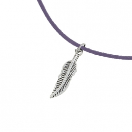 Choker Feather