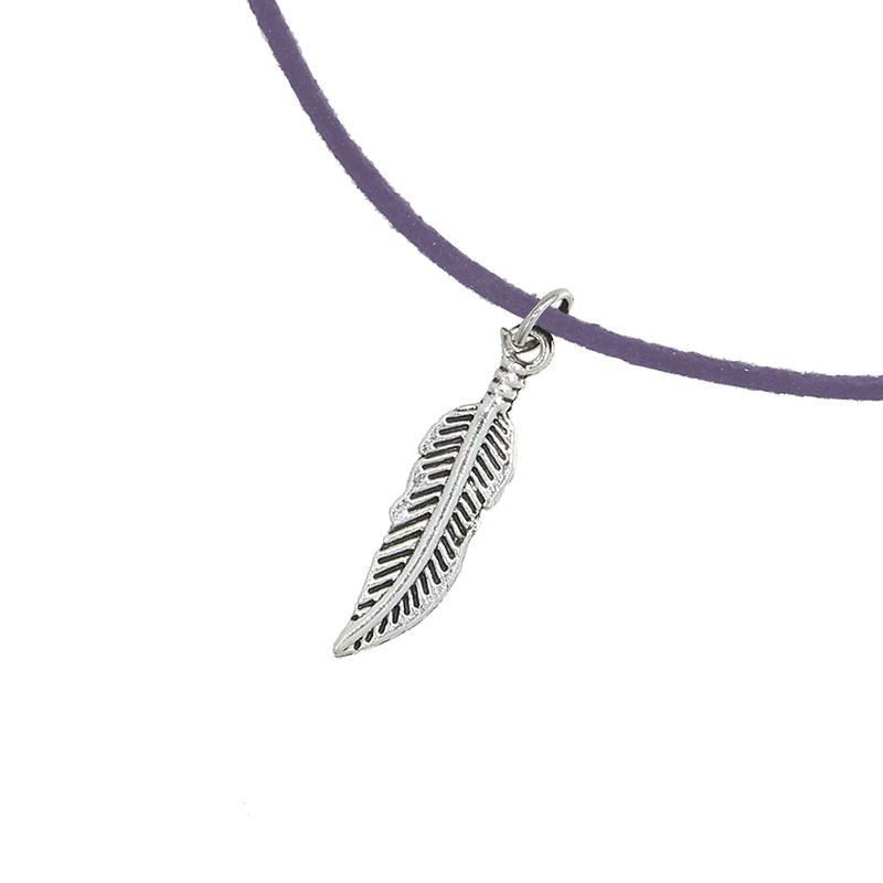 Choker Feather