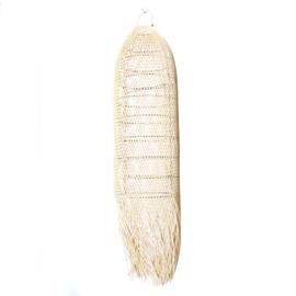 The Rattan Squid Pendant-Natural-L